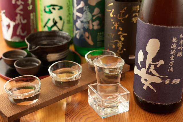 日本酒、発酵