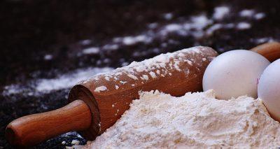 パン,作り方,発酵,小麦粉