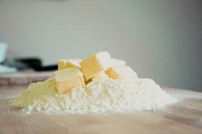 パン,作り方,発酵、油脂