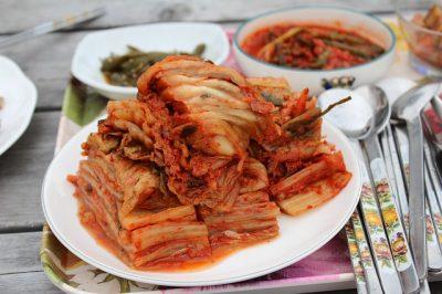 韓国、発酵食品、キムチ