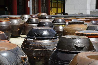 韓国、発酵、キムチ