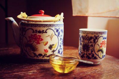 半発酵茶、ウーロン茶