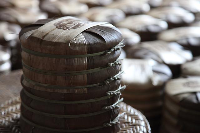 全発酵茶、プーアル茶