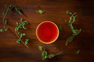 発酵ドリンク、お茶