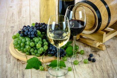外国,西洋,発酵食品,種類、ワイン