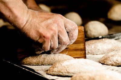 パンの種,天然酵母