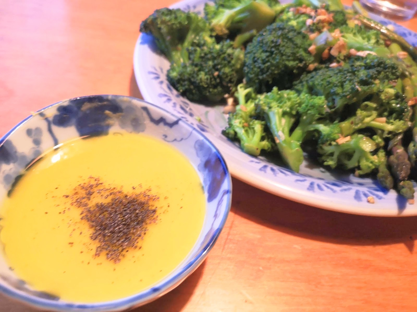 Salad Dressing with leftover Shio Koji juice